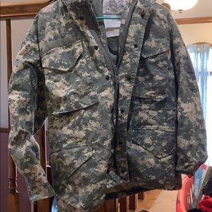 Jackets & Blazers - Army ACU jacket 💚